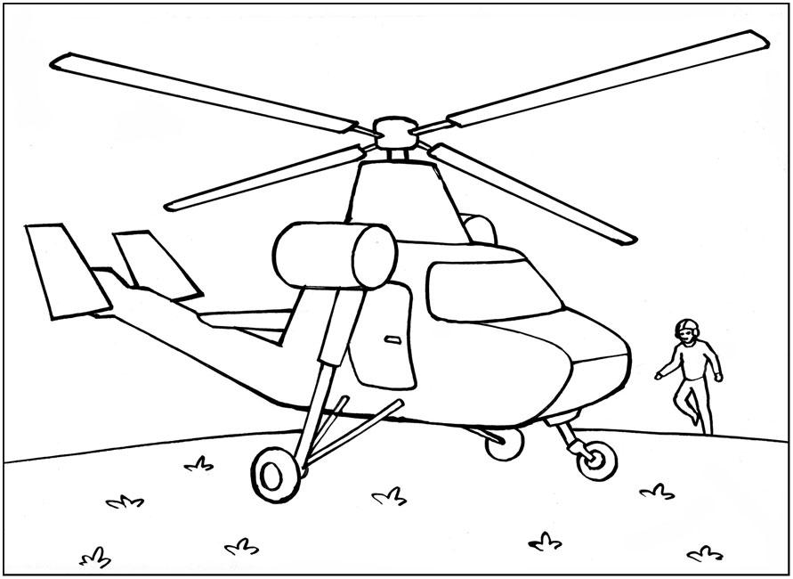 Раскраски для мальчиков самолеты распечатать бесплатно - 9